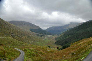 Into the Highlands