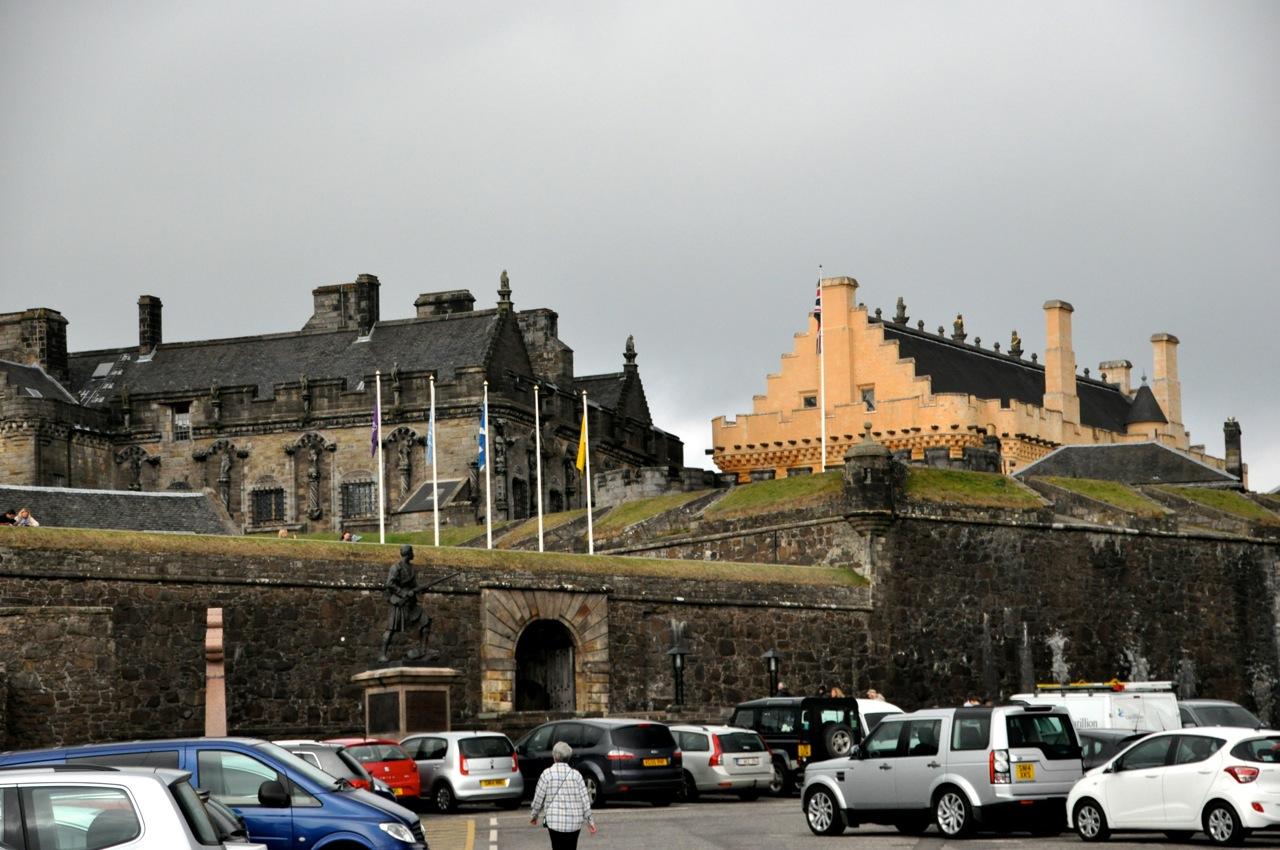 Stirling Castle 171 Trekin Time