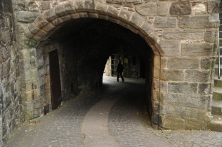 The North Gate, from 1381
