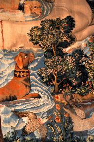 Tapestry detail