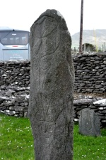 Details of the Reask Stone