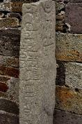 Details of the alphabet