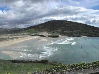 Pretty beach!