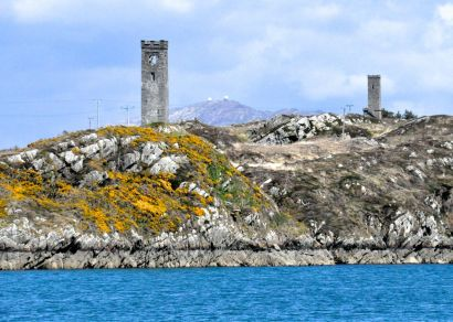 Signal towers, Crookhaven