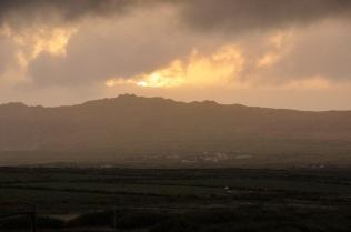 Sunset at Ballyferriter