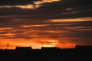 Sunset in Doolin