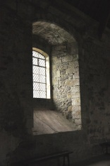 Window illumination of the Great Hall