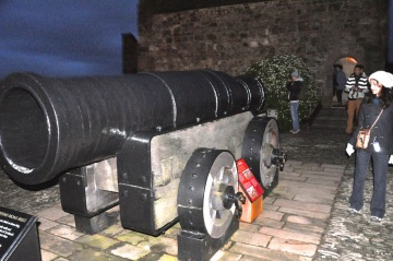 The monster cannon, Mons Meg