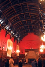 Great Hall's hammerbeam roof
