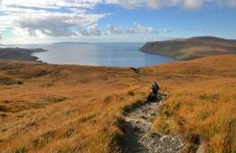 A look across Loch Brittle