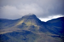 A part of the Trotternish Ridge
