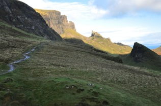 Start of the Quiraing Trail