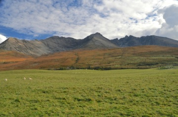 Another view of Cuillin Hills