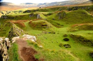 Overview of the Fairy Glen