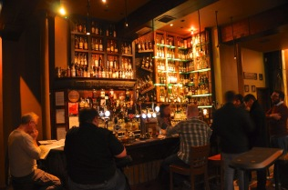 A Scotch bar