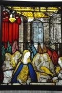 St Ceciia and Angels, Rhineland, Germany, late 1400's