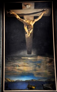 Salvador Dali: Christ of St. John of the Cross, 1951