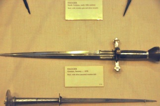 German Daggers, about 1570