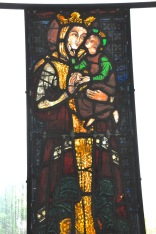Virgin and Child, 1300's