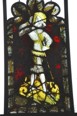 St George and the Dragon, about 1400