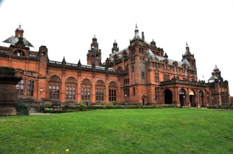 The Kelvingrove Art Gallery and Museum