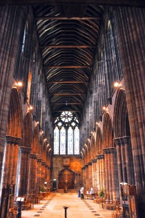 Glasgow Cathedral Nave