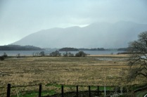 The southern end of Derwentwater Lake