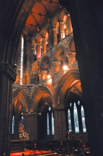 Glasgow Cathedral interior