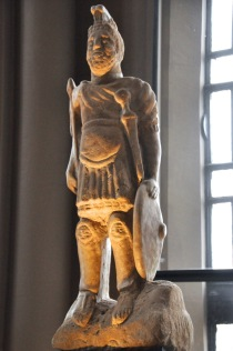 Statue of Mars, one of the most important military gods