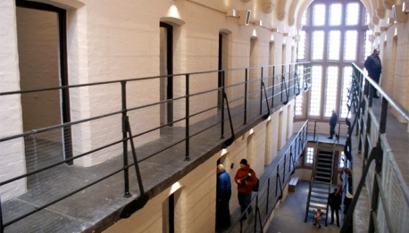 Women's prison, Lincoln Castle, picture taken from the internet