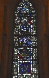Another lower window from the south transept