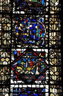 Detail of window