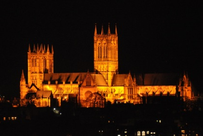The Lincoln Cathedral