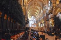 St. Hugh's Choir, looking toward the east end