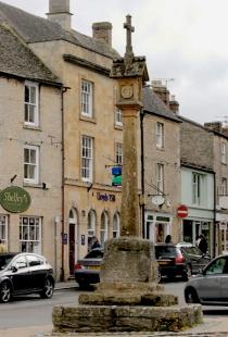 Stow's Market Cross