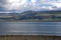 View across the Menai Straight