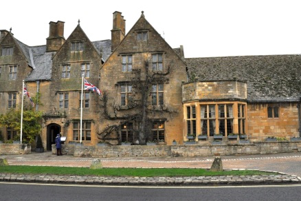 The Lygon Arms Hotel, from the 1600's