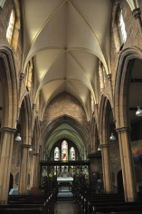 Interior, St Michael and All Angels church , 1840