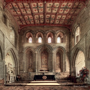 The High Altar, picture from the internet