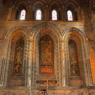 The High Altar mosaics
