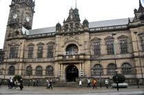 Downtown Sheffield