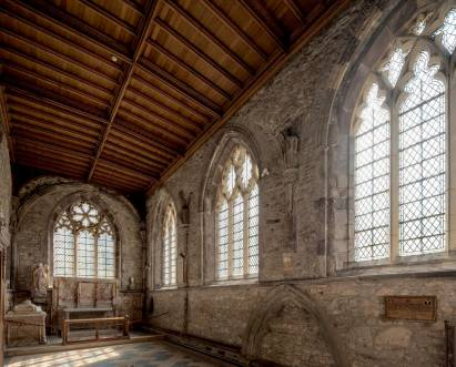 Chapel of St. Edward, picture from the internet