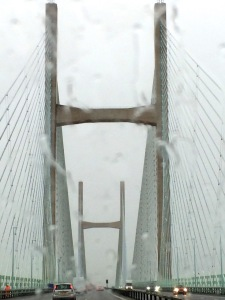 Bridge across the River Severn