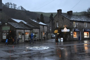 Castleton in the Peak District