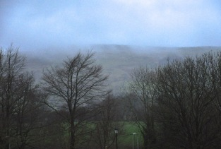 Scenery around Castleton