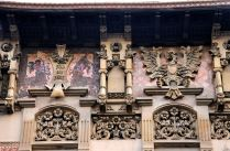 Facade of the Palau Montaner