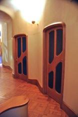 Hall doors