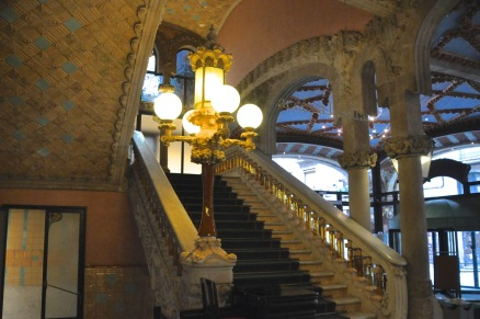 The other marble staircase