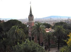The Gaudí House Museum