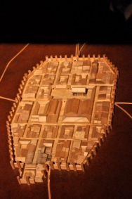A model of Barcino